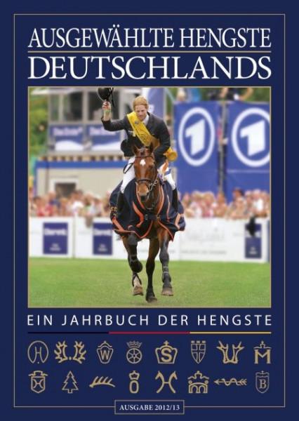 Ausgewählte Hengste Deutschlands 2012/13