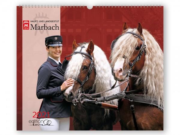 Kalender Marbach 2021