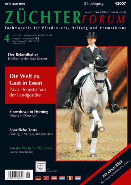 Züchterforum Heft 04/2017