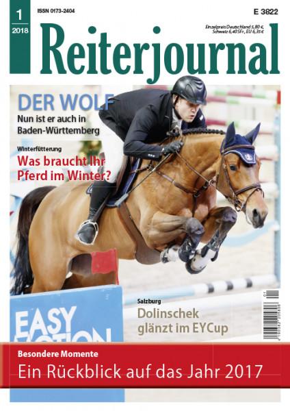 Reiterjournal Heft 01/2018