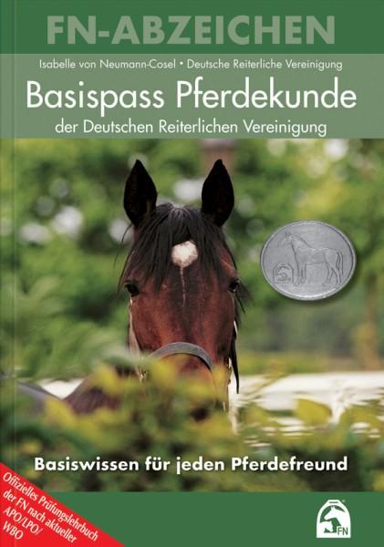 Basispass Pferdekunde/FN-Abzeichen