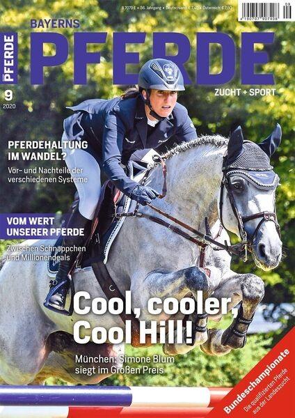 Bayerns Pferde Heft 09/2020
