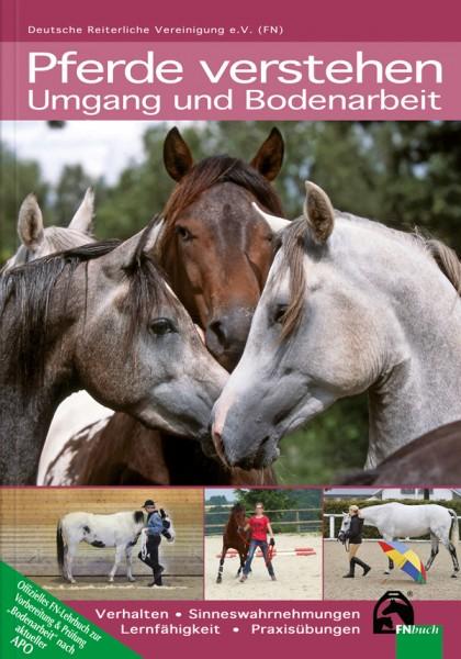Pferde verstehen-Umgang und Bodenarbeit