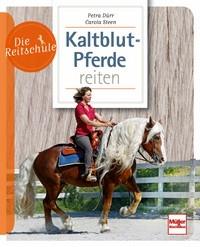 Die Reitschule-Kaltblutpferde reiten