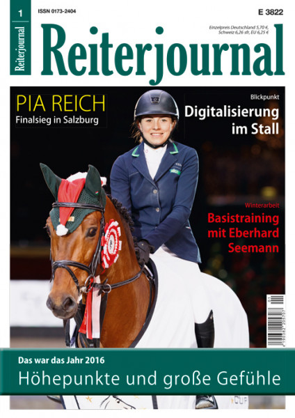 Reiterjournal Heft 01/2017