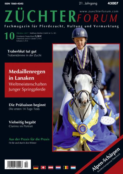 Züchterforum Heft 10/2017