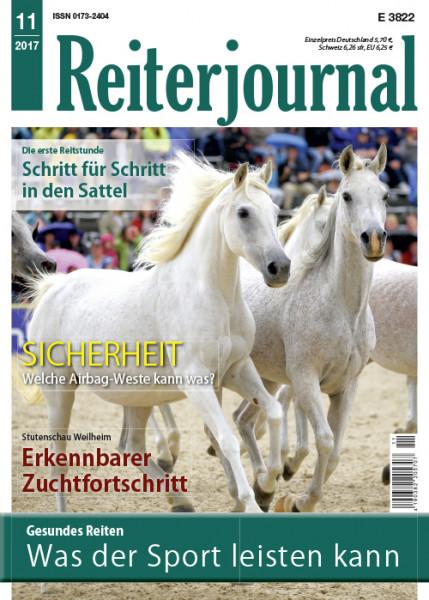 Reiterjournal Heft 11/2017