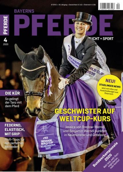 Bayerns Pferde Heft 04/2020