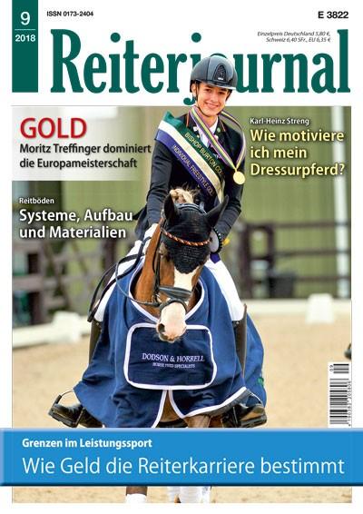 Reiterjournal Heft 09/2018