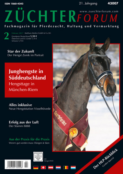 Züchterforum Heft 02/2017