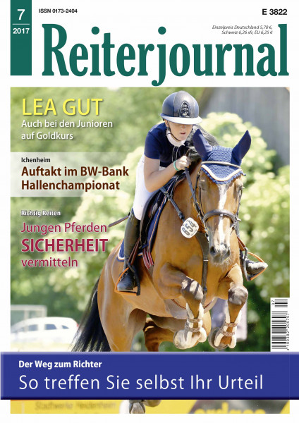 Reiterjournal Heft 07/2017