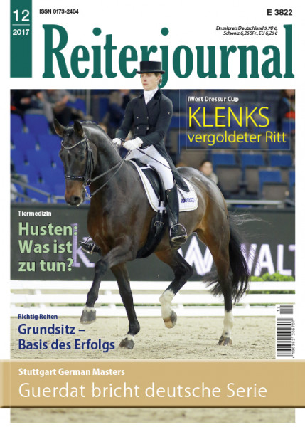 Reiterjournal Heft 12/2017