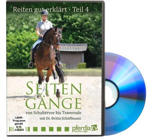 DVD-Reiten gut erklärt Teil 4: Seitengänge