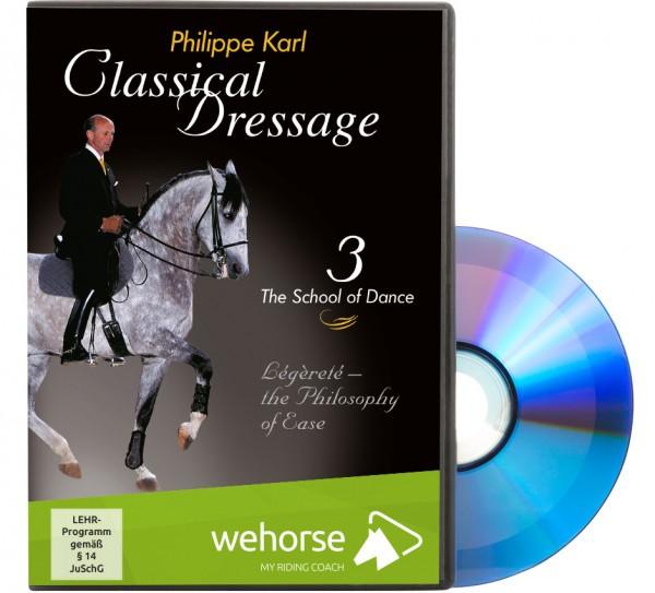 DVD-Klassische Dressur Teil 3-Versammlung