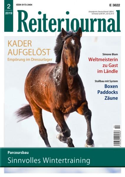 Reiterjournal Heft 02/2019